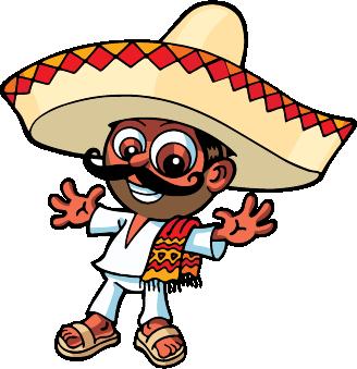 דמות מצויירת לוגו טורטיה בר
